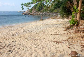 Натурист пляж Панган