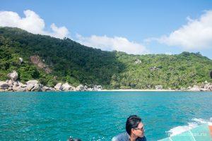 Хуа Танон пляж