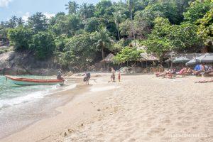 Пляж Тонг Плу Самуи