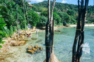 Пляж Haad Son
