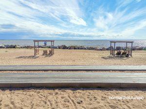 Пляж Морские Дубки