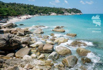 Панган пляж Хаад Юань