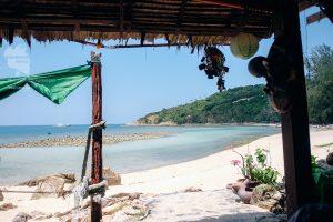 Пляж Хаад Кхом