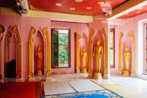 Храм Панган Wat Khao Them