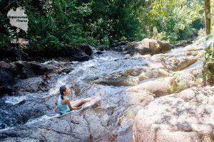 Водопады Пангана