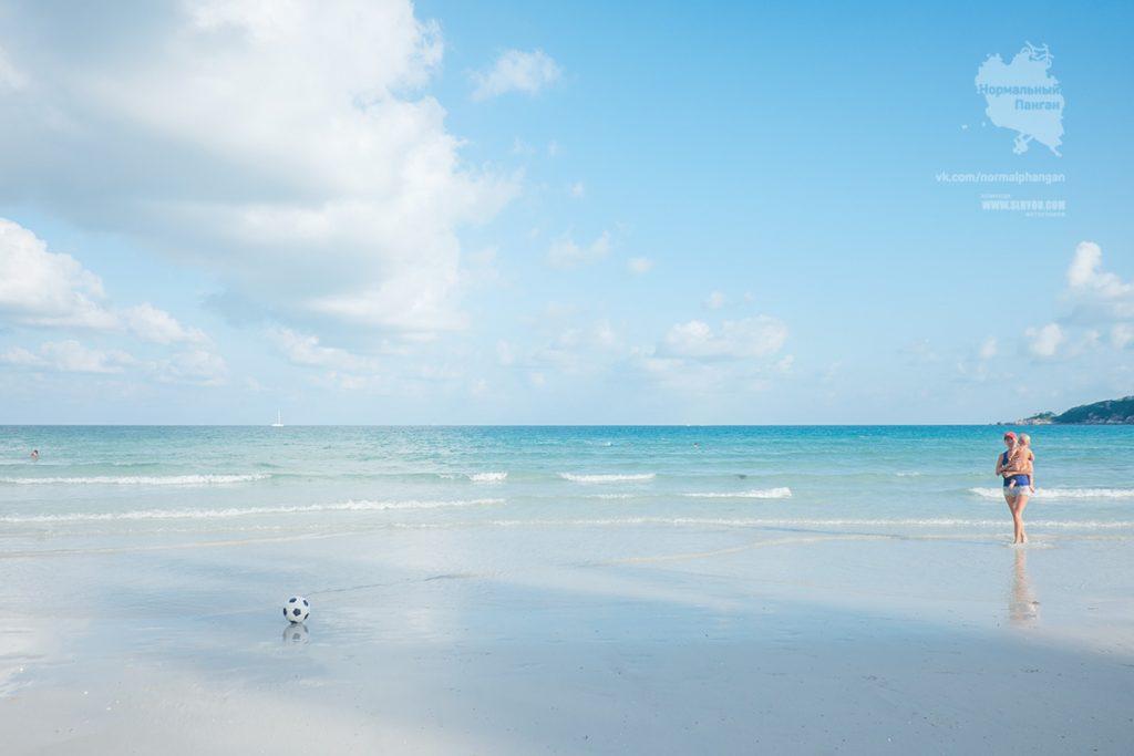 Пляж Хаад Рин Нок