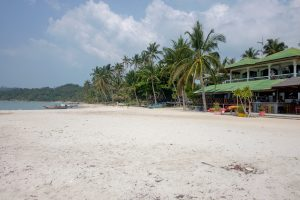 Пляж Тонг Крут
