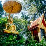 Samui Wat Khao Chedi