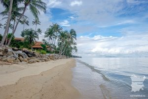 Банг По пляжная полоса