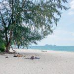 Нудистский пляж Панган