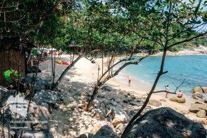 Пляж Тонг Най Пан Ной
