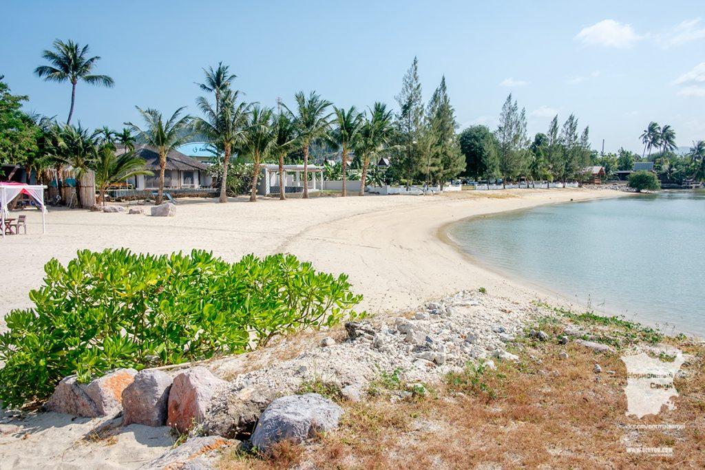 Пляж Плай-Лаэм