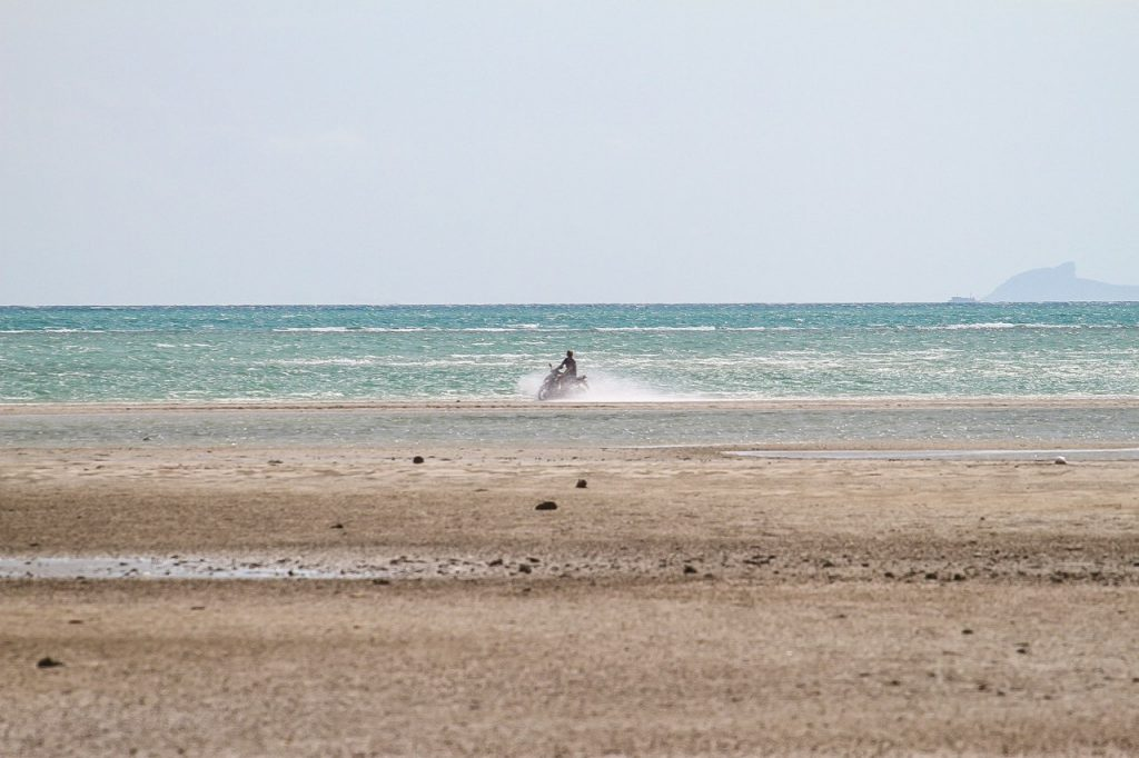 Пляж Банг Као